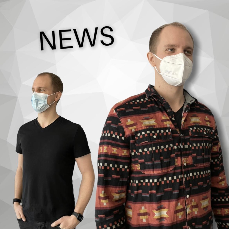 Update: Maskenpflicht